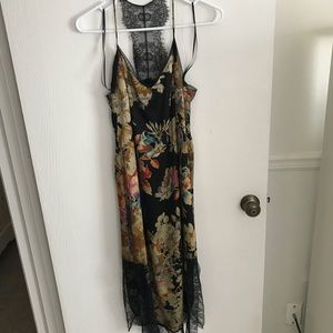Zara Slip Dress NWT